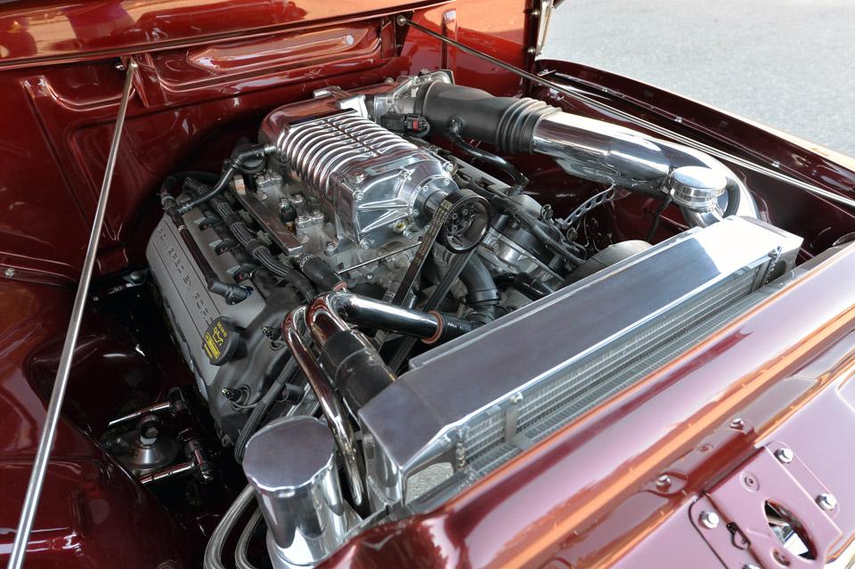 Bodie Stroud 1956 X-100 Pickup