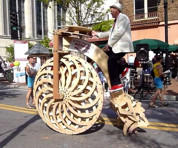 Boneshaker Big Wheel