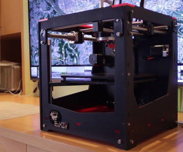 BoXZY Mill, Cutter & 3D Printer