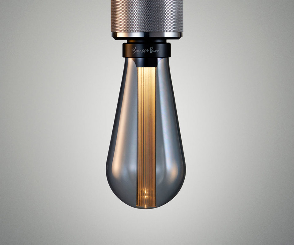 Buster + Punch Smoked LED Bulbs
