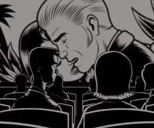 Charles Burns: Fear of the Dark