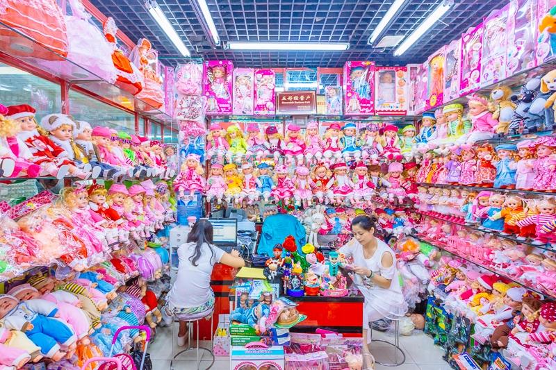 China's Commodity City