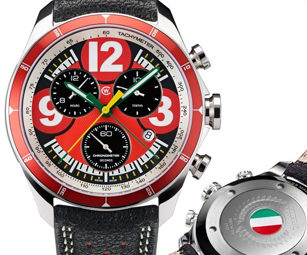 Christopher Ward Motorsport Watches