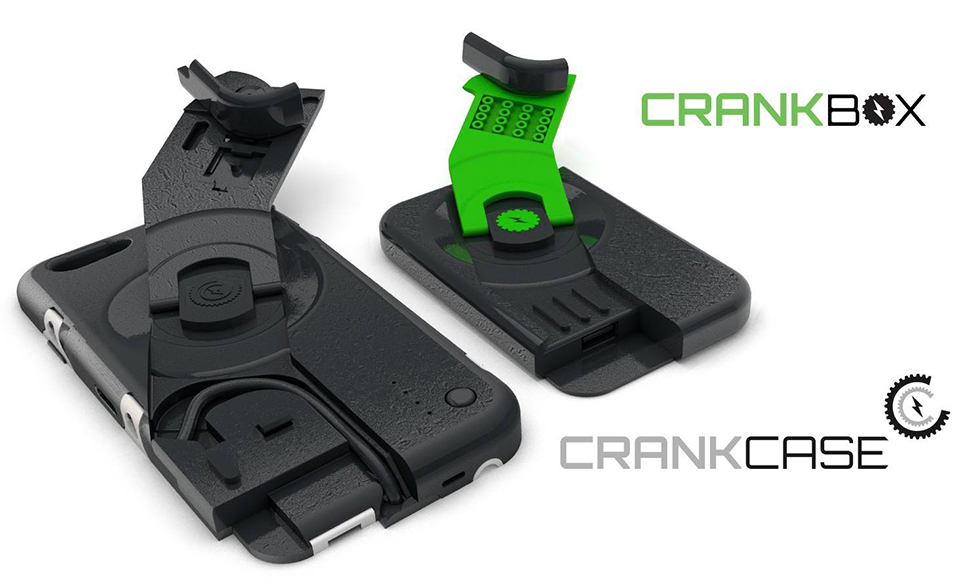 CrankCase for iPhone 5/5S/6