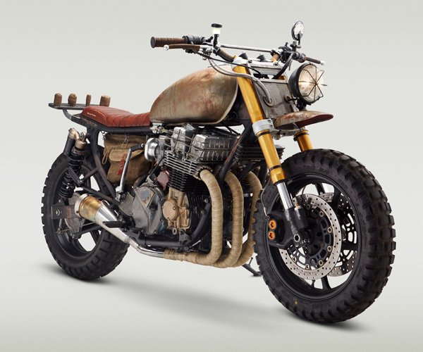 Daryl Dixon's Motorcycle