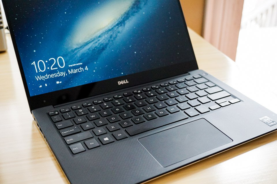 Dell XPS 13: Up Close