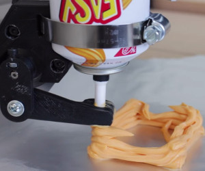 The 3D Cheese Printer