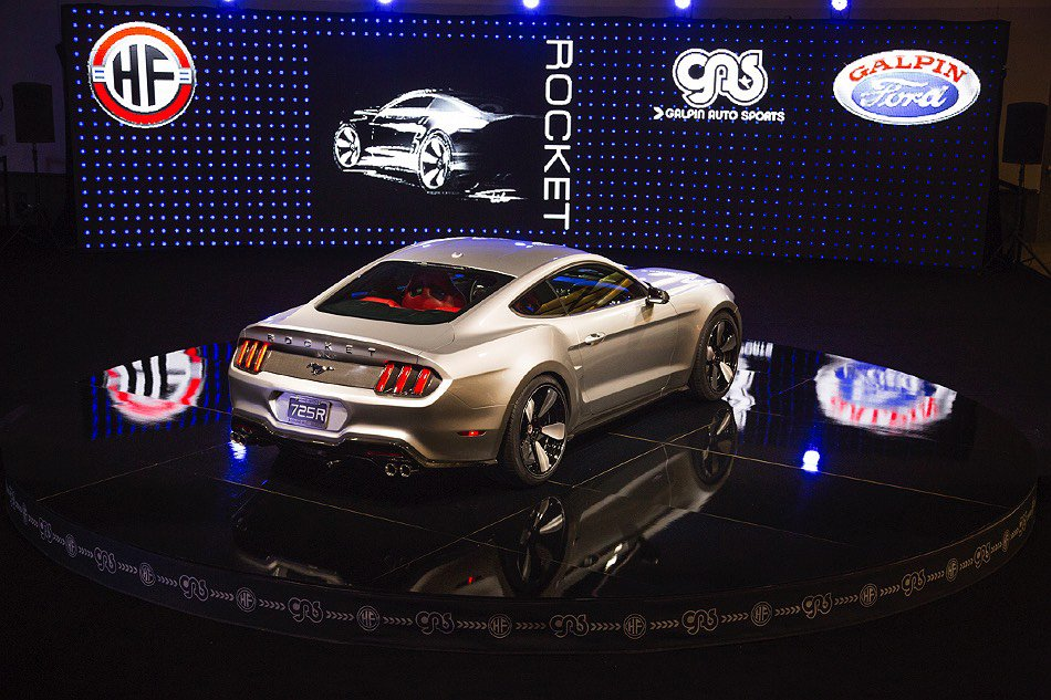 Fisker-Galpin Ford Mustang Rocket