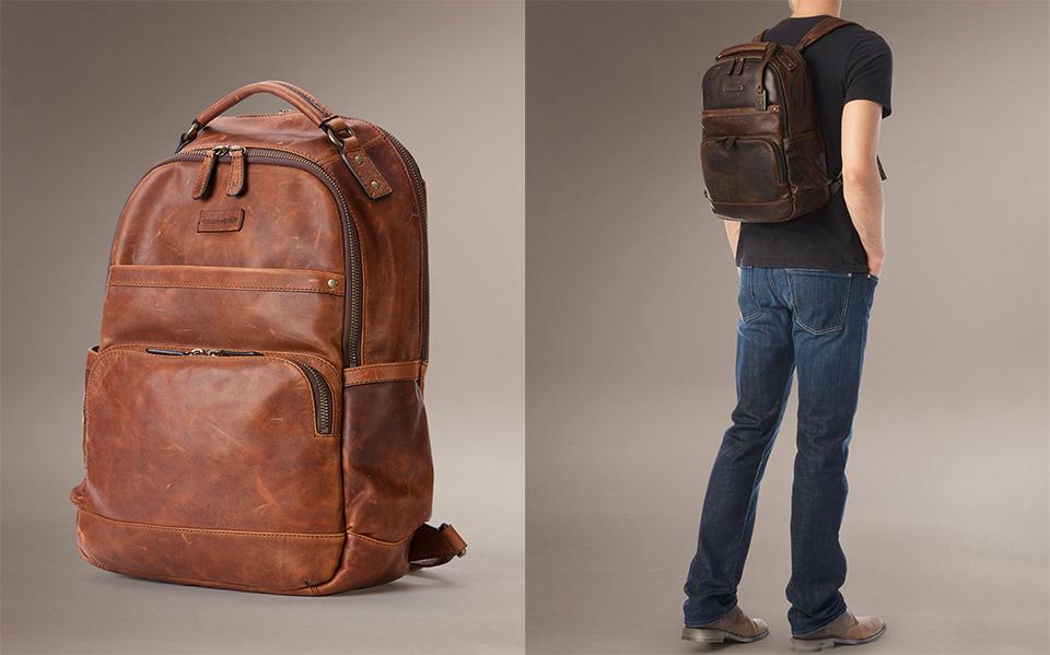 Frye Logan Backpack The Awesomer