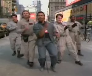 Ghostbusters without Music