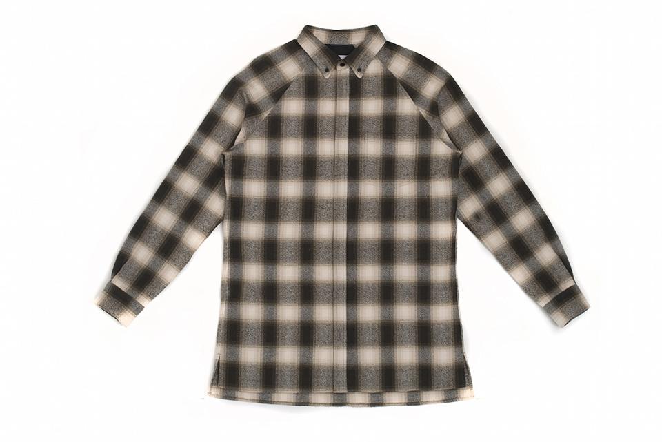 Gioventú Karoshi Flannel Shirts