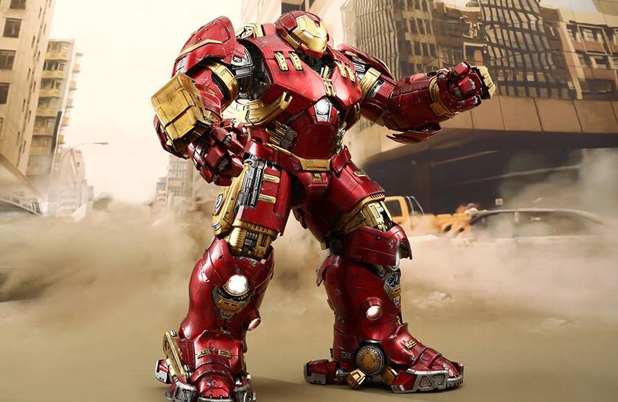 Hot Toys Iron Man Hulkbuster