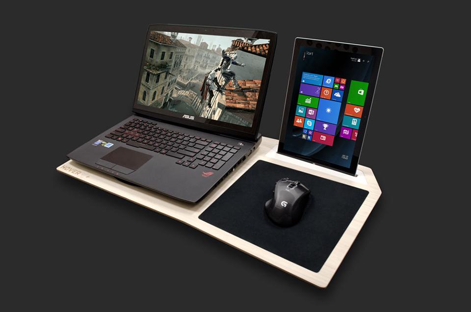 Hover X Gamer's Lap Desk
