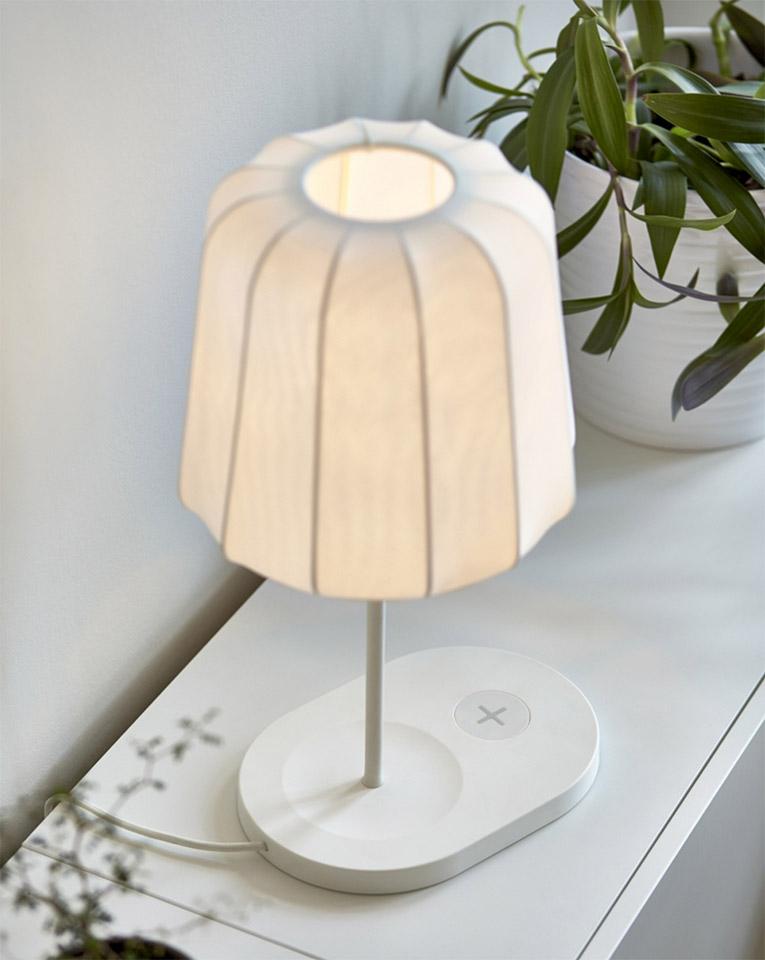 IKEA Wireless Charging Furniture