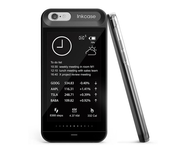 inkCase E-ink iPhone 6 Case