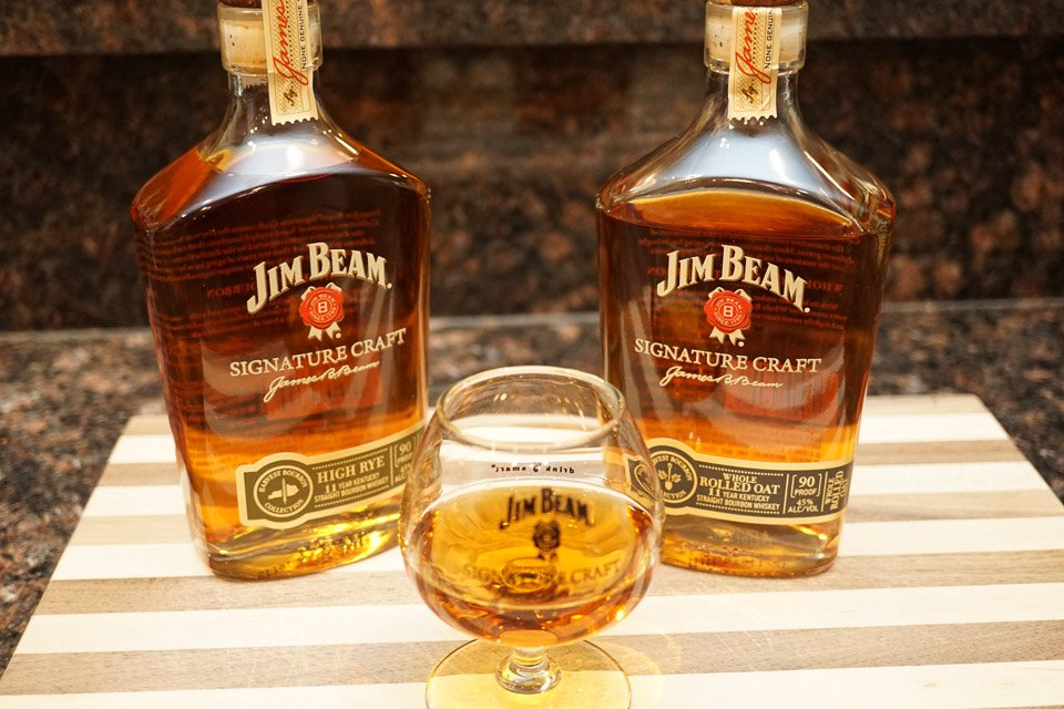 Jim Beam Signature Craft Rye & Oat