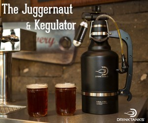 Juggernaut Growler & The Kegulator