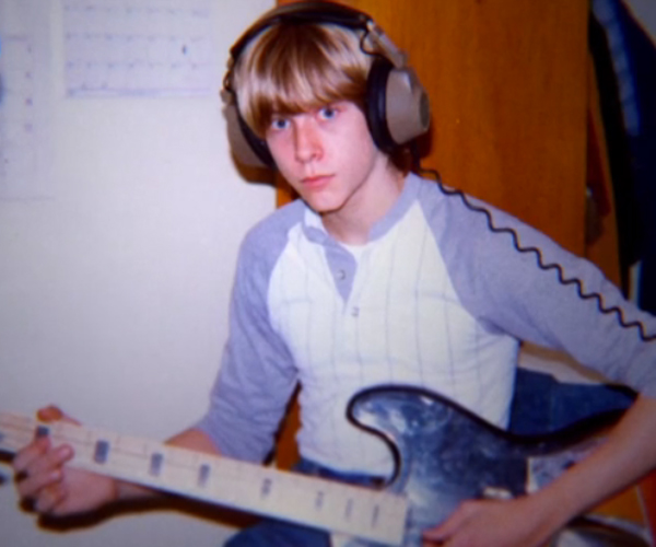 Kurt Cobain: Montage of Heck (Trailer)