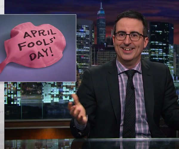 LWT: April Fools' Day