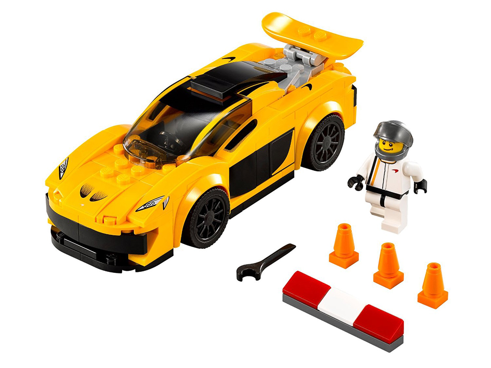 Lego Speed Champions The Awesomer