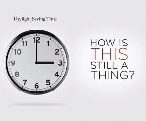 LWT: Daylight Saving Time
