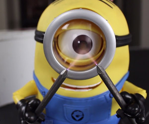 High-Voltage Minion