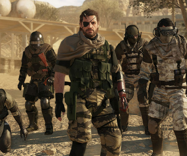 MGS V: Metal Gear Online (Trailer)