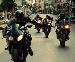 Mission Impossible: Rogue Nation (Trailer)