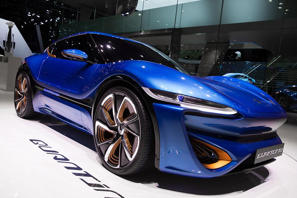 Quant F & Quantino Concept Cars