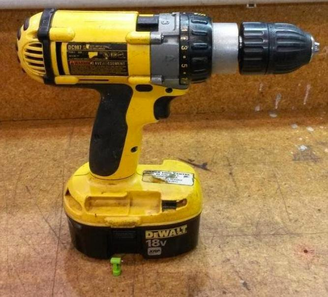 World's Smallest Working Drill