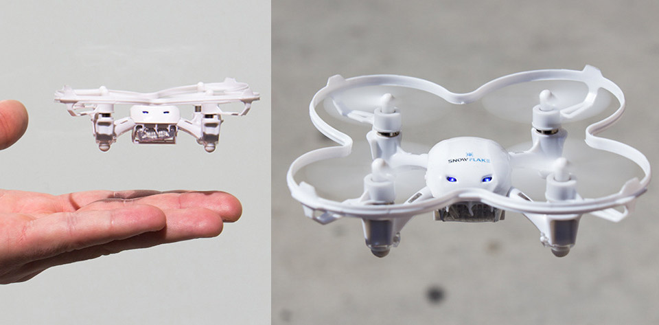 Pre-Order Deal: Snowflake Drone