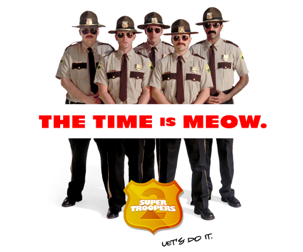 Super Troopers 2 Fundraiser