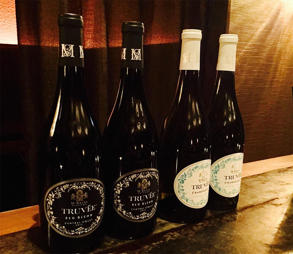 Truvée Wines
