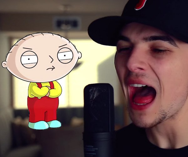 Uptown Funk: Family Guy Edition