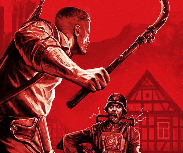 Wolfenstein: The Old Blood (Trailer)