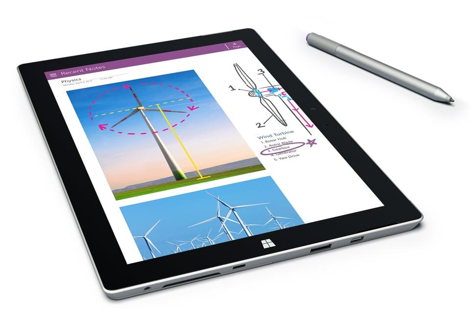 2015 Microsoft Surface 3