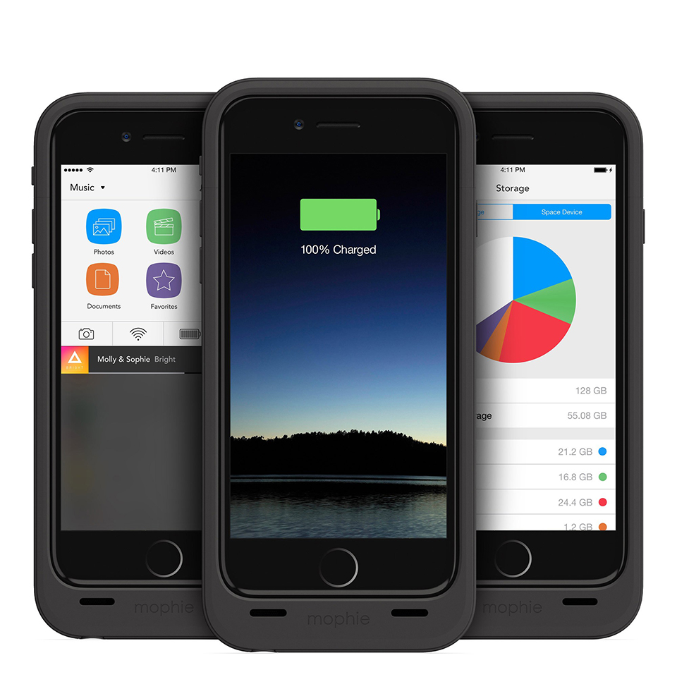 2015 Mophie Space Series