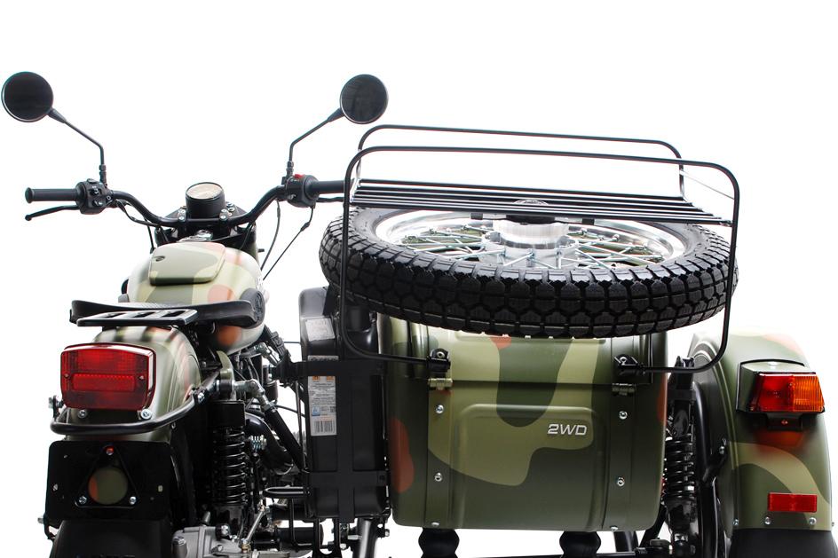 2015 Ural Gear Up