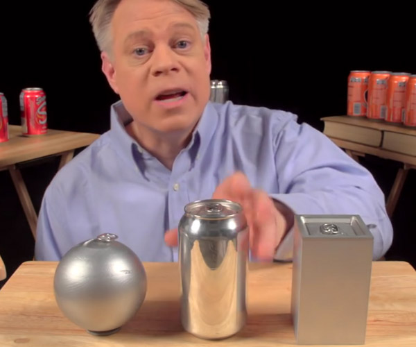 Engineering the Aluminum Can