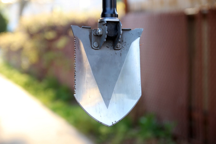 Attachment Shovel