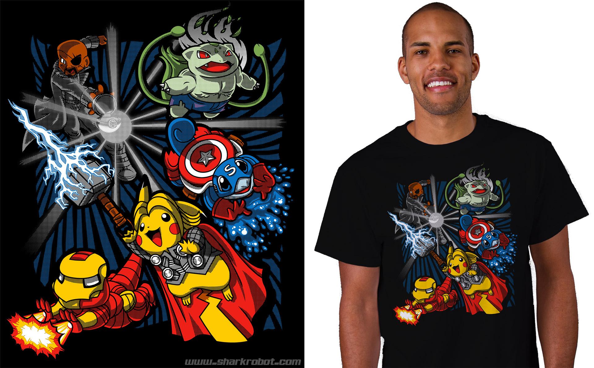 Avengermon T-Shirt