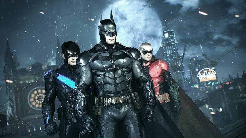 Batman: Arkham Knight (Trailer 5)