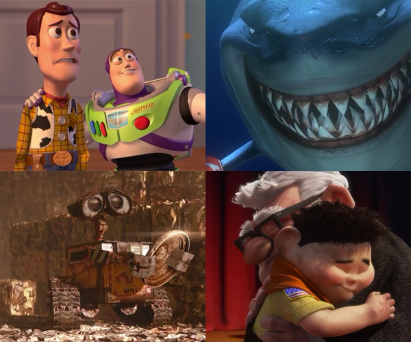 Best of Pixar Fan Compilation