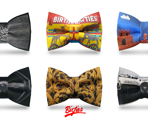 Birties Bow Ties
