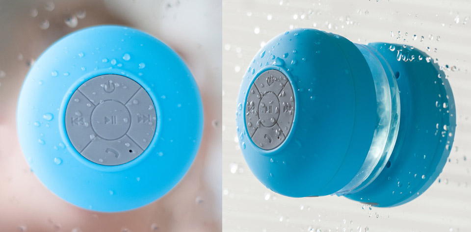 Deal: Bluetooth Shower Speaker