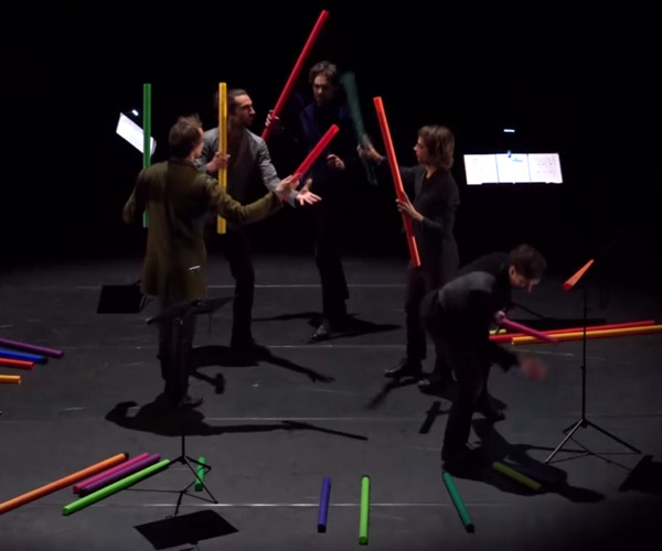 Bach on Boomwhackers