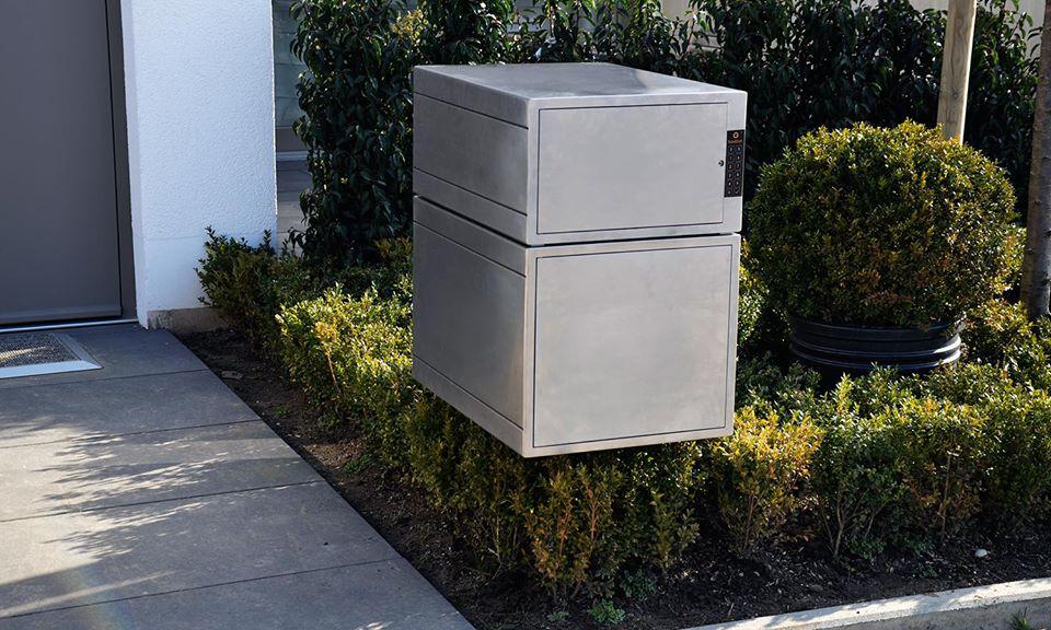 Boxillion Smart Delivery Box