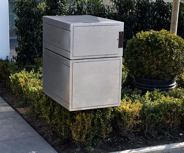 Boxillion Smart Delivery Box
