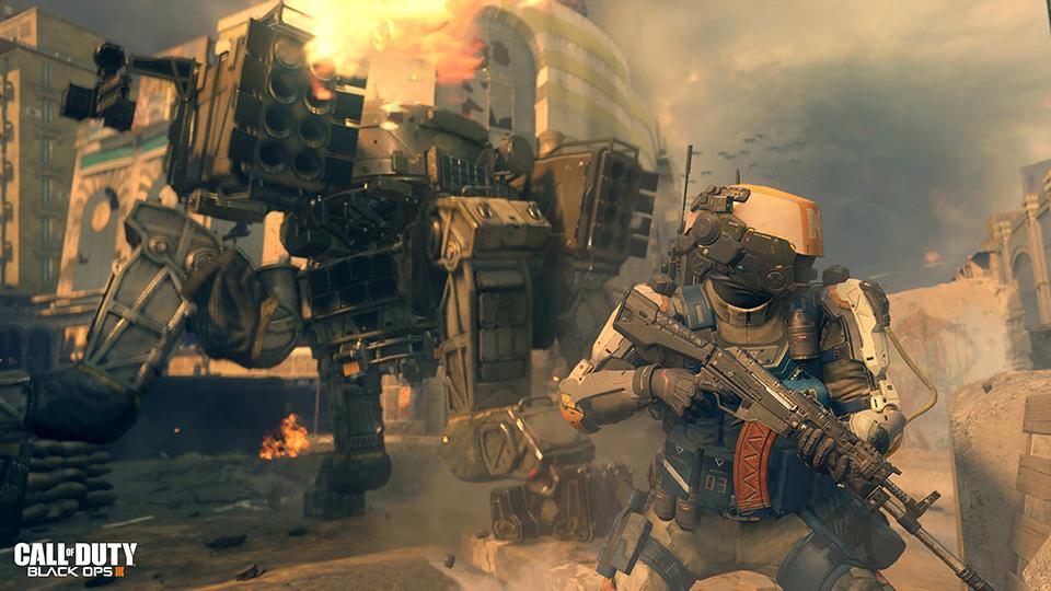 CoD: Black Ops 3 (Trailer)