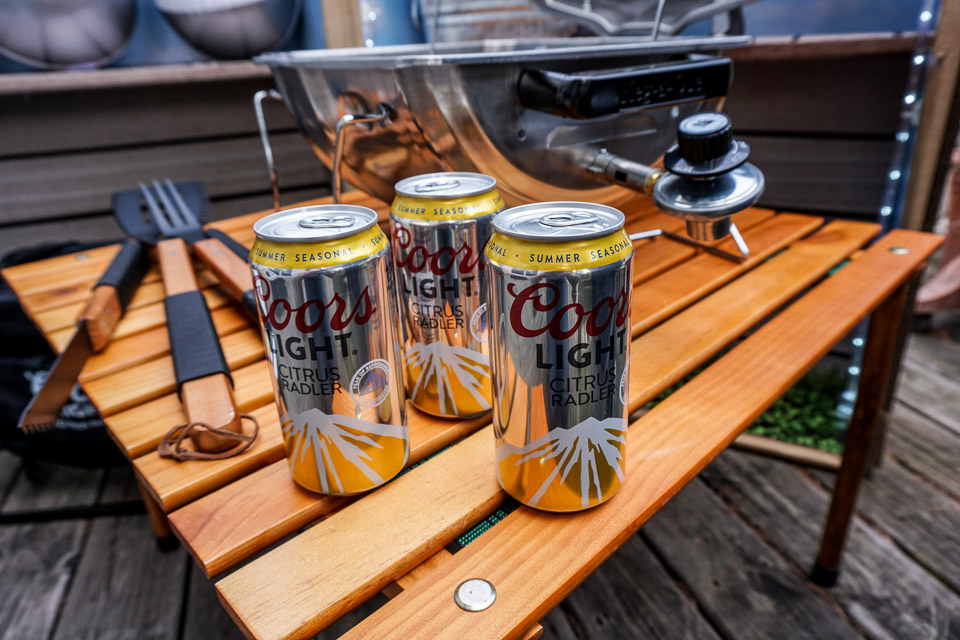 Coors Light Citrus Radler